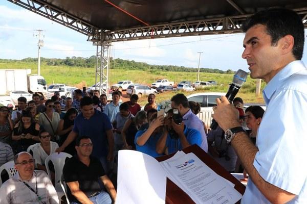 Governo autoriza em Alenquer início da pavimentação da PA-427