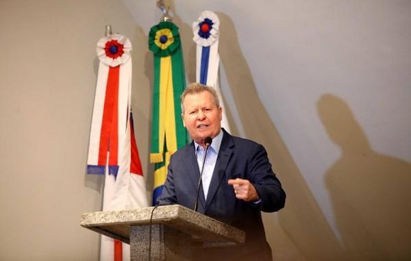 Arthur Neto aponta medidas para crescimento econômico do país