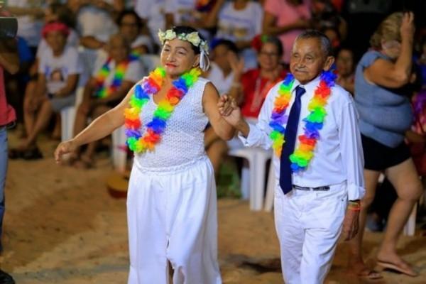 Campanha  'Junho Violeta' alerta sobre violência contra os idosos, em Santarém