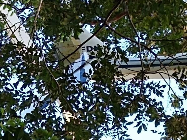 Avião com 68 quilos de droga cai em Coari; piloto está vivo