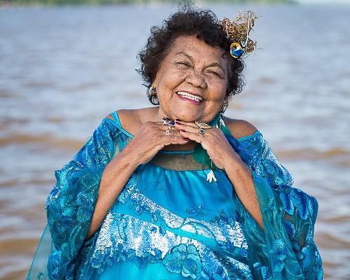 Dona Onete é atração nacional da Virada Sustentável Manaus 2019