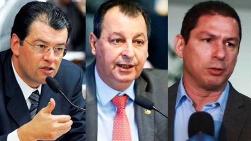 Omar, Braga e Ramos na lista dos 100 mais influentes do Congresso