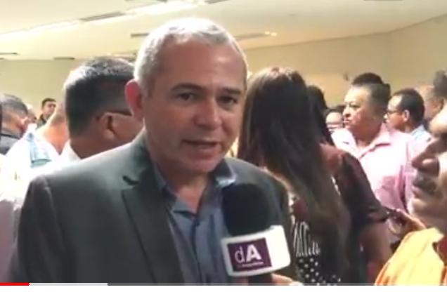 DEM Nacional faz intervenção em Santarém e nomeia Nélio Aguiar presidente