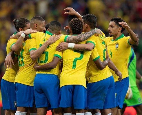 Brasil e Bolívia abrem hoje (14) a Copa América