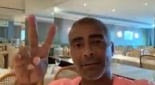Em vídeo, Romário manda abraço a Parintins e confirma presença no Festival 2019
