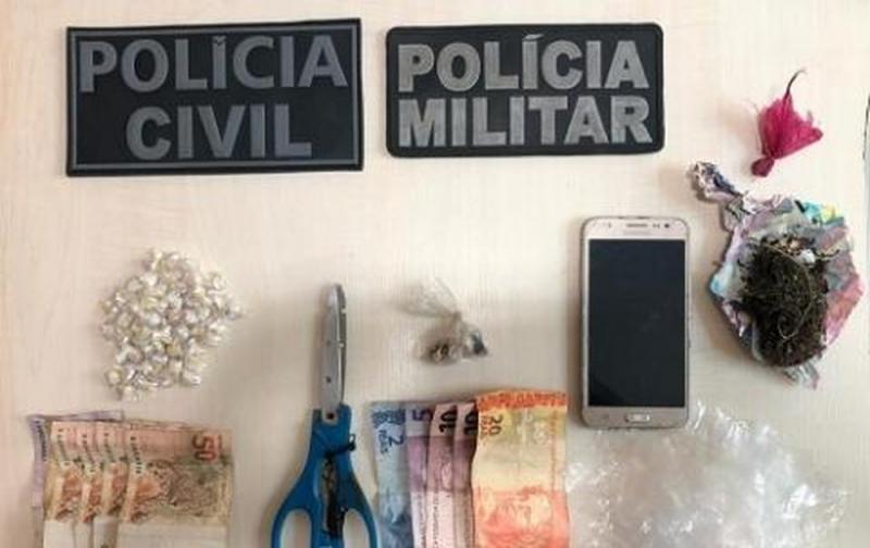 Operação 'Blackout' prende duas pessoas por tráfico de drogas em Capanema (PA)