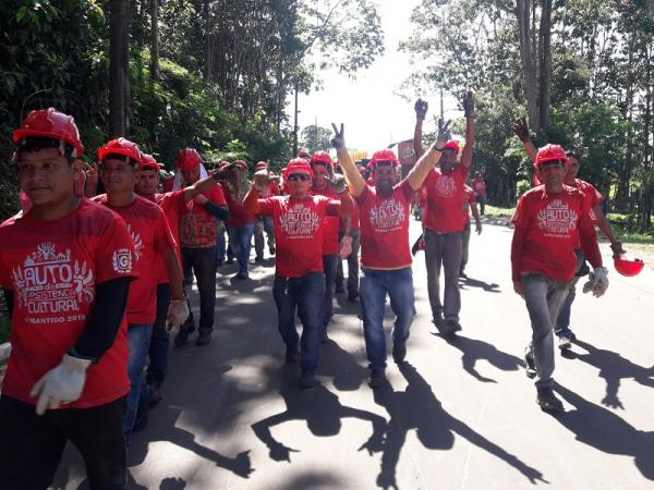 1ª Feijoada do Garantido, em prol dos Kaçawerés, acontece neste domingo (23)