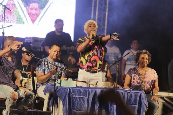 Santarém comemora 358 anos com shows de grandes nomes do samba