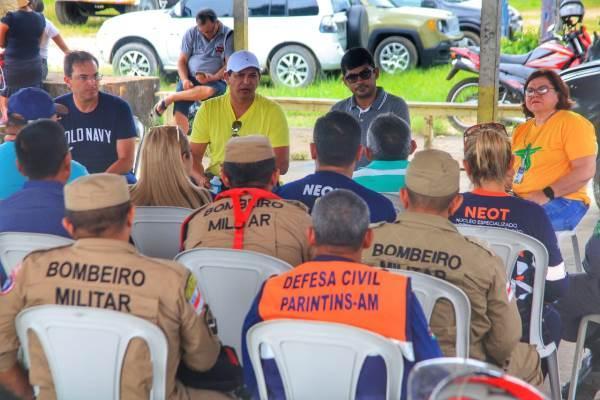 SEC define últimos detalhes para a Festa dos Visitantes, em Parintins