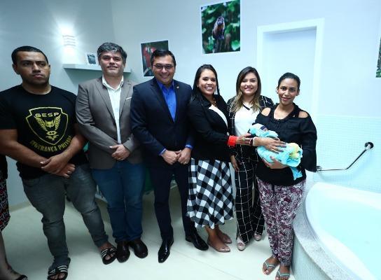 Maternidade Balbina Mestrinho ganha o primeiro centro de parto normal