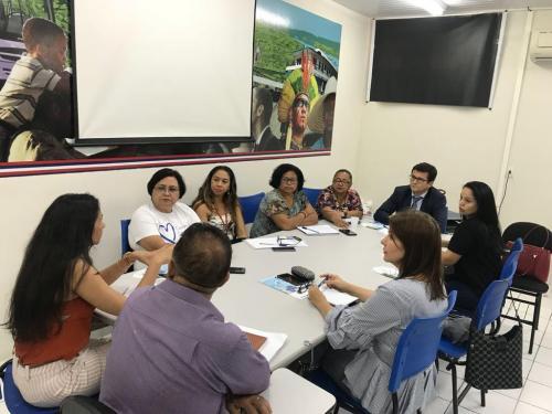 Manaus recebe 1º Seminário de Combate e Prevenção à Tortura no Amazonas