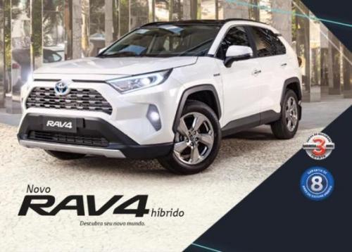 Lançamento do novo RAV, em Manaus