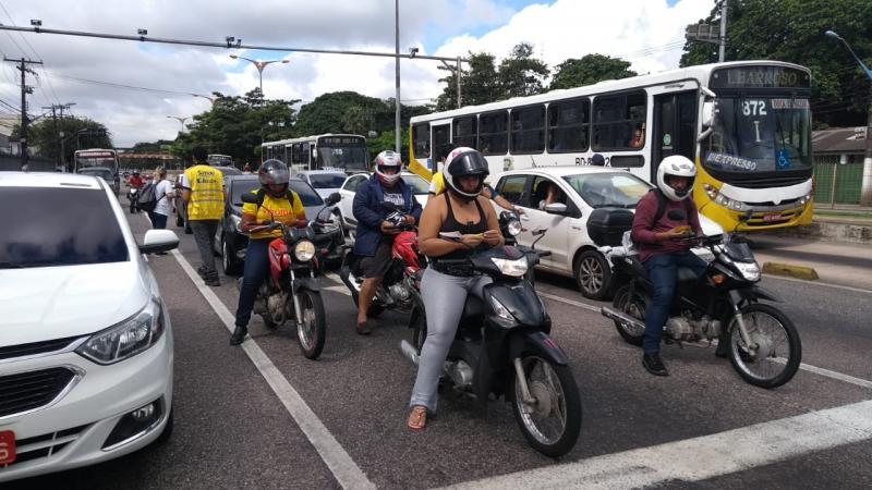 Belém apresenta um dos menores índices de autuações por excesso de velocidade no Brasil