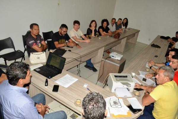 Comissão apresenta jurados do 54º Festival Folclórico de Parintins