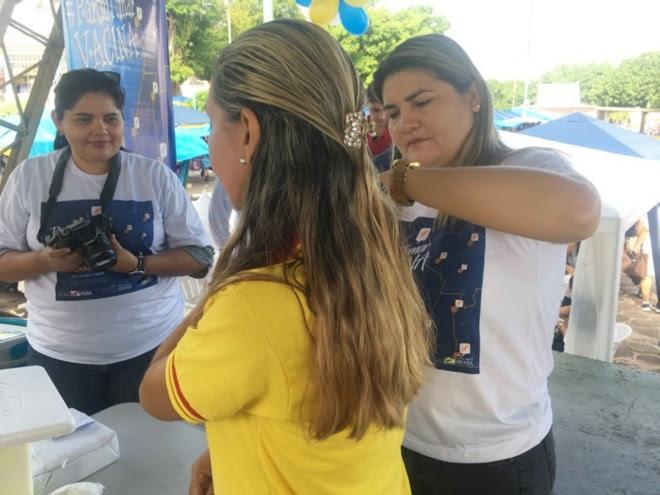 Dia D contra o sarampo alcança significativo público em Santarém