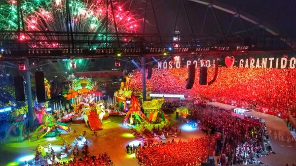 Festival de Parintins 2019 reúne 40 mil pessoas nos três dias de apresentações