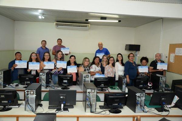 Seaster e Prefeitura de Santarém capacitam conselheiros tutelares de 13 municípios