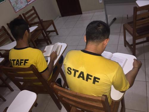 Reeducandos de Parintins participam do projeto de Remição de Pena pela Leitura
