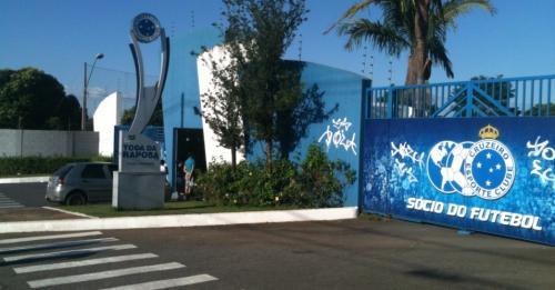 Polícia Civil cumpre mandados de busca e apreensão na sede do Cruzeiro, em MG