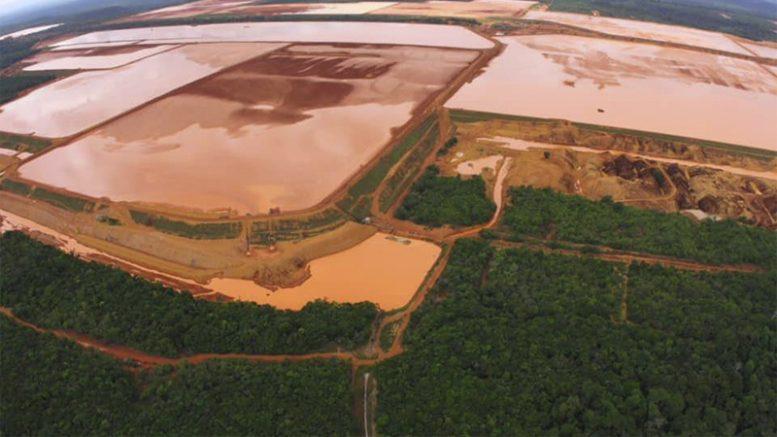 Relatório final sobre vistoria em barragens do Pará sai em 30 dias