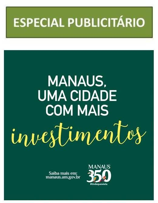 CAMPANHA P M M Manaus, uma cidade melhor