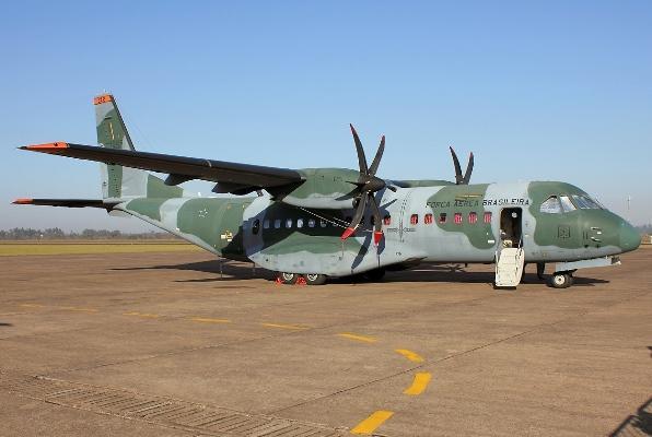FAB faz buscas a aeronave desaparecida em região de garimpo no Pará