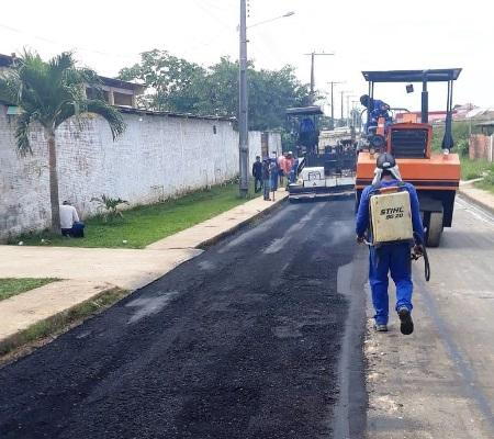Paradas desde 2018, obras de infraestrutura são retomadas em Eirunepé (AM)