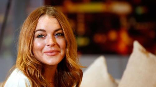 Fãs ficam preocupados com magreza de Lindsay Lohan