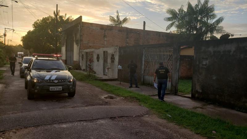 Operação 'Matapi' prende mais de 100 pessoas em 70 municípios do Pará