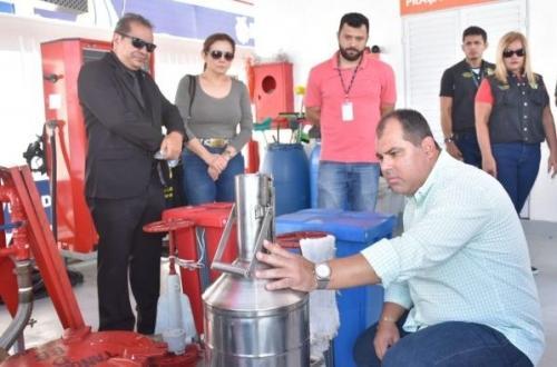 Operação do MPAM encontra irregularidades em postos de combustíveis fluviais na orla de Manaus