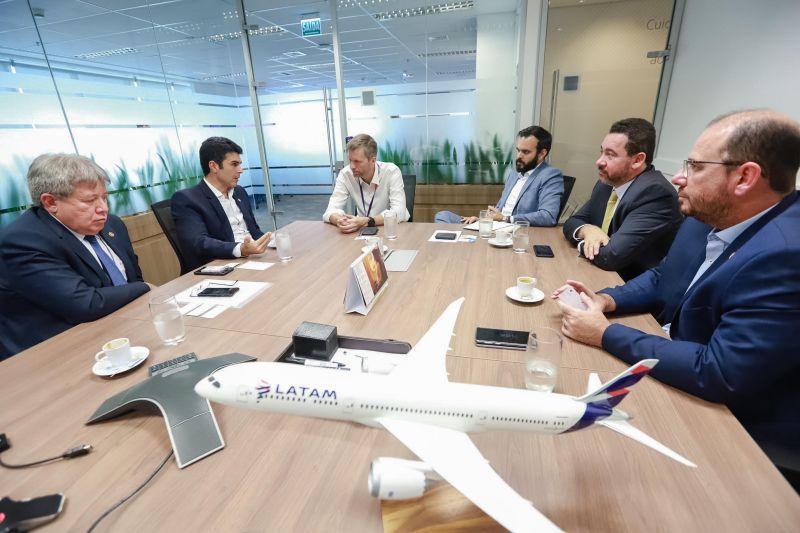 LATAM dobra número de voos entre Belém e Fortaleza a partir de agosto