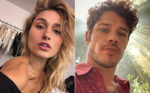 José Loreto e Sasha Meneghel estão se conhecendo melhor, diz colunista