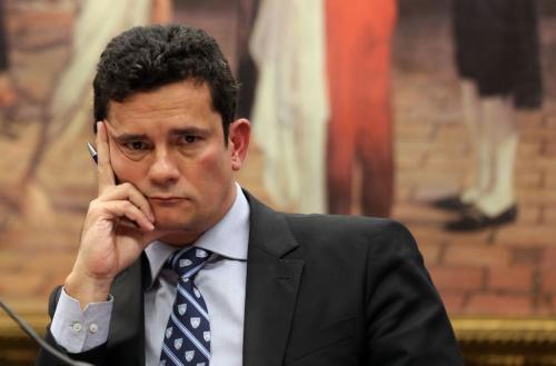 STF e Congresso avaliam que situação de Moro é 'insustentável'