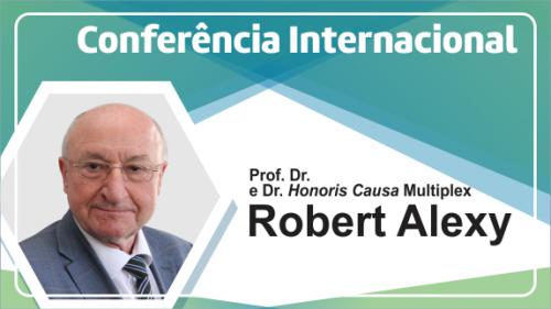 Jurista alemão Robert Alexy fará palestra em Manaus no dia 9 de agosto
