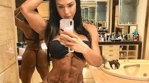 Gracyanne Barbosa é a 77ª celebridade mais bem paga do Instagram
