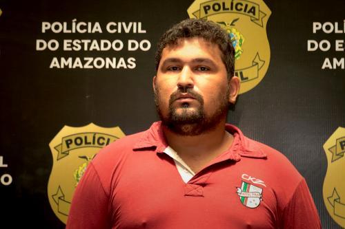 Polícia prende envolvido em latrocínio de empresário no Dom Pedro, em Manaus