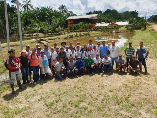 Em Tabatinga, IDAM inicia ações do Plano Safra
