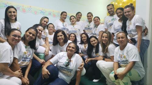 Unimed Manaus realiza programação em alusão a semana mundial do aleitamento materno