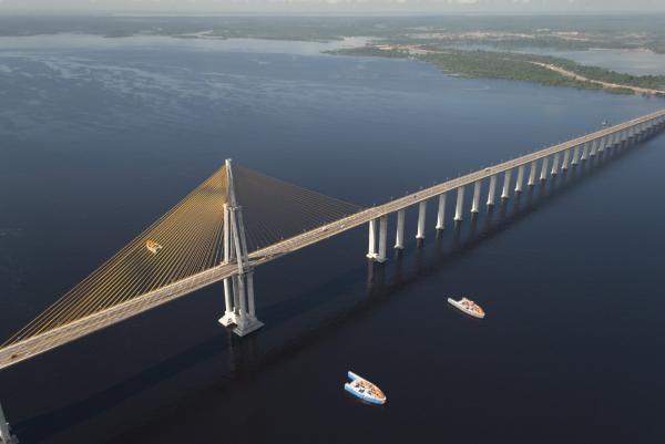 Amazonas Energia aponta ponte Rio Negro como solução para apagões