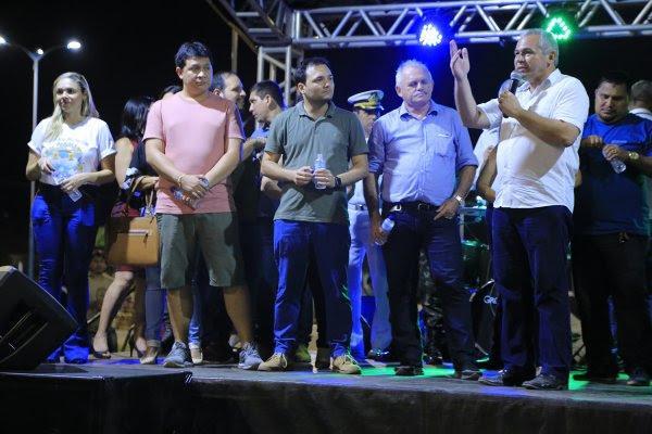 Inaugurada em Santarém nova etapa da Praça de Eventos