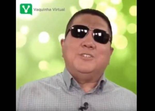 David Assayag lança 'vaquinha virtual' para fazer cirurgia que pode devolver sua visão
