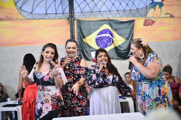 'Elas Cantam Samba' lança novo CD com show no Teatro Amazonas