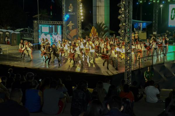 63° Festival Folclórico do Amazonas inicia nesta sexta (9), na Ponta Negra