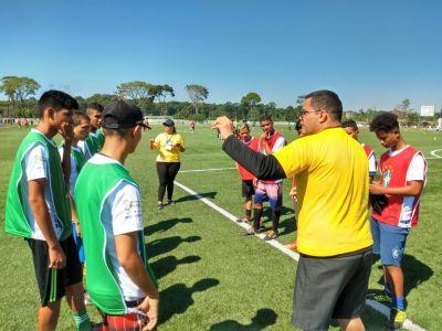 Belém recebe capacitação do 'Gol do Brasil', projeto da CBF
