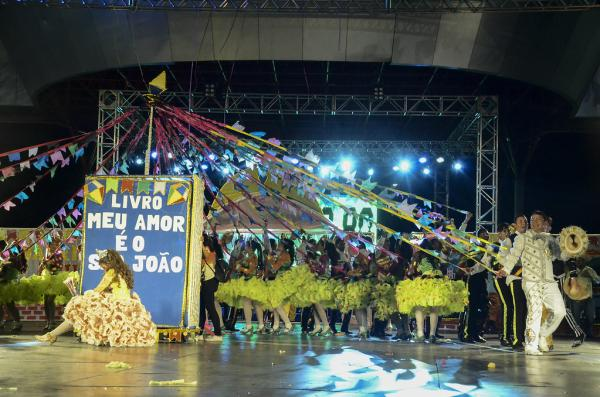 Artesãos participam do 63º Festival Folclórico do Amazonas