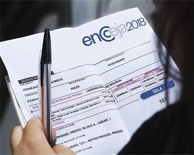 Inep divulga local de prova do Encceja 2019; acesse