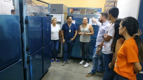 Prefeitura de Parintins recebe novas câmaras frigoríficas para programa de imunização