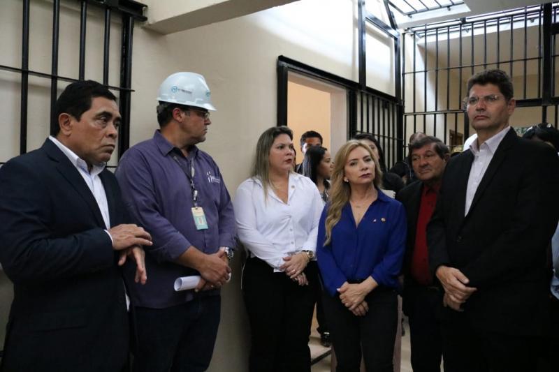 Deputados são impedidos de visitar celas do presídio de Altamira (PA)