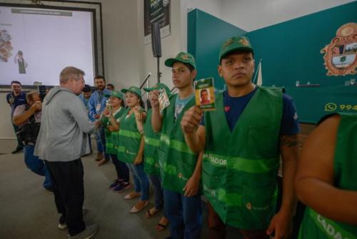 Projeto 'Mapa de Manaus' inicia fase da coleta de dados