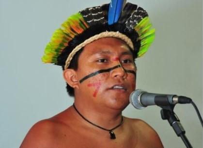 Dário Kopenawa denuncia invasão de 20 mil garimpeiros em terras de Roraima